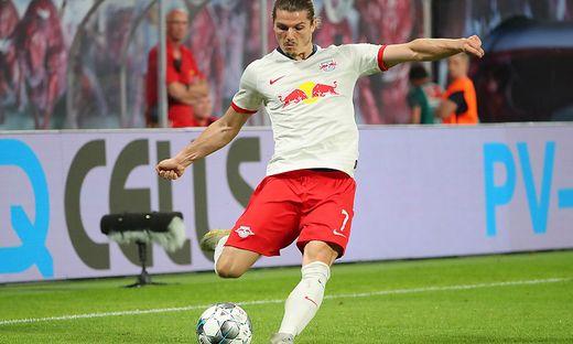 SOCCER - 1. DFL, RB Leipzig vs Bayern