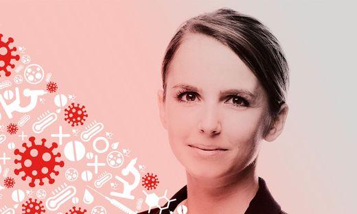 Sonja Krause: Ein Jahr im Tsunami der Corona-Berichterstattung