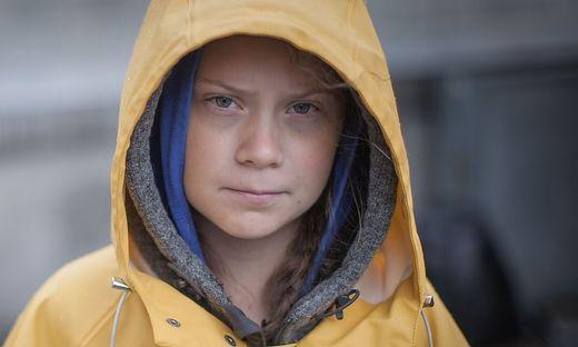 Sie hat nicht nur Fans: Greta Thunberg