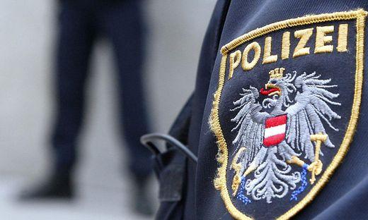 Die Frau beruhigte sich auch in Gegenwart von Polizisten nicht (Sujetbild)