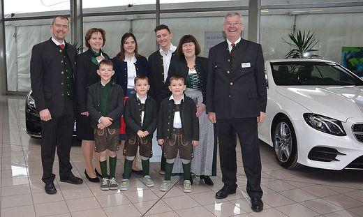 Jubil umsautoschau autozentrum harb feierte 30 jahr for Autohaus harb weiz