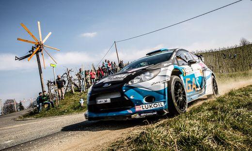 Rund 20.000 Fans werden bei der heurigen Rebenland Rallye erwartet