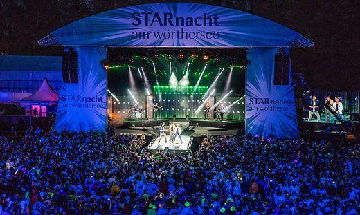 Starnacht am W�rthersee - Das Beste aus 20 Jahren