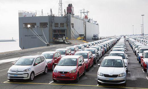 VW lieferte ein Viertel weniger Autos aus