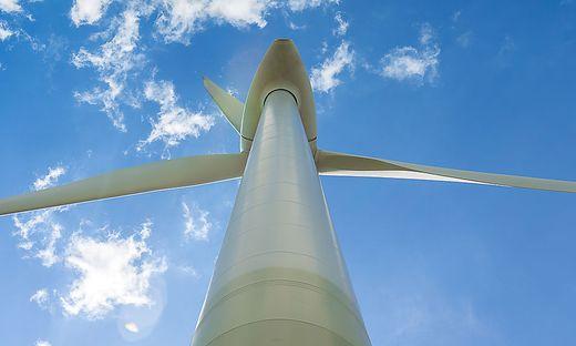 Acht Windkraftanlagen sollen auf der Kuchalm Strom für 12.000 Haushalte erzeugen