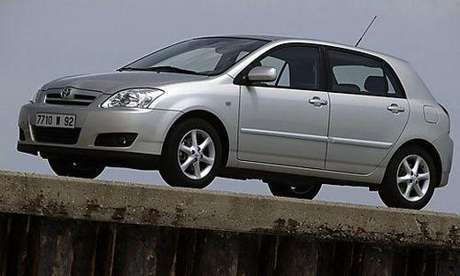 GEBRAUCHTWAGEN-CHECK: Wie gut ist der Toyota Corolla E120