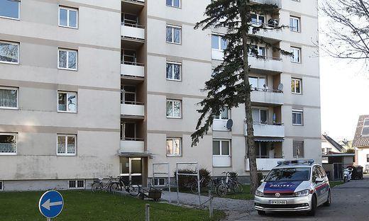 Im November 2020 wurde ein Salzburger tot in dieser Wohnanlage in Klagenfurt-Fischl aufgefundenr (39) tot in der Wohnanlage in Klagenfurt/Fischl aufgefunden