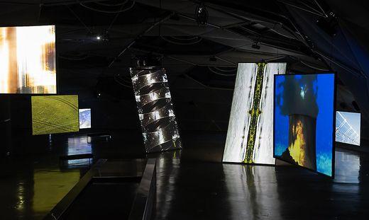 """Bill Fontana. Primal Energies"" im Kunsthaus Graz"
