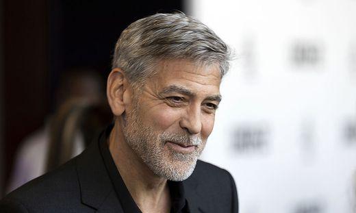 George Clooney: sexy und lässig