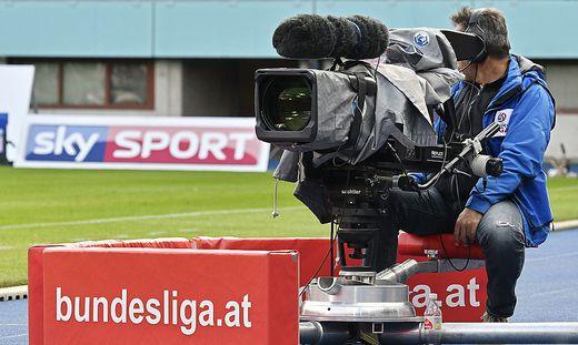FUSSBALL TIPICO BUNDESLIGA: FK AUSTRIA WIEN - SCR ALTACH
