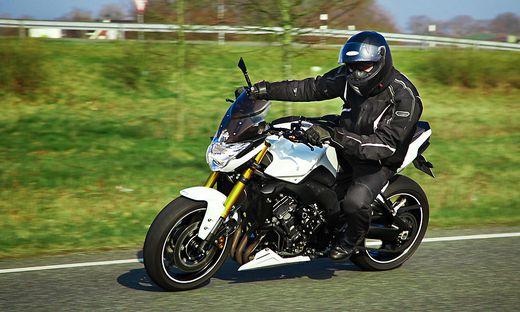 Der Motorradlenker dürfte laut Polizei zu schnell unterwegs gewesen sein (Sujetbild)