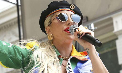 Lady Gaga veröffentlicht gemeinsamen Song mit Kollegin Ariana Grande