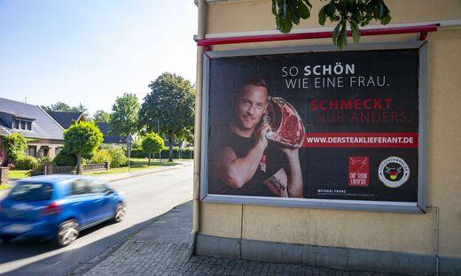 Sexismus-Vorwurf gegen Fleisch-Werbung