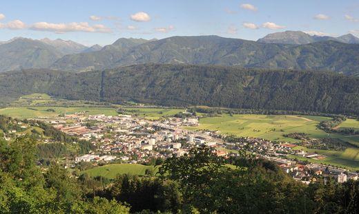 Liezen Panorama