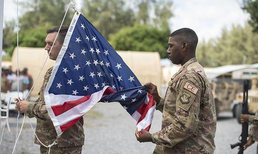 Angriff auf von US-Soldaten genutzte Militärbasis in Kenia
