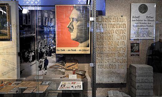 ++ THEMENBILD ++ HEERESGESCHICHTLICHES MUSEUM (HGM)