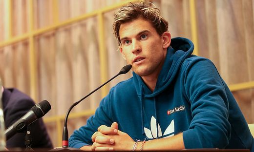 TENNIS - Thiem press conference