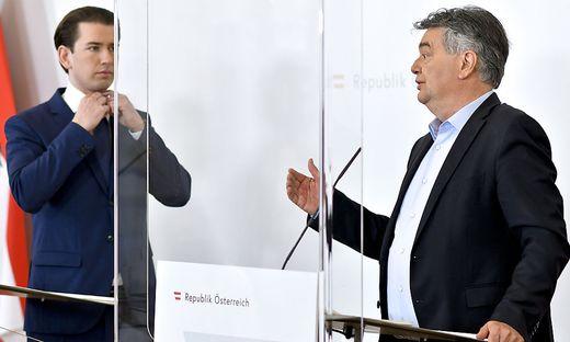 Das Thema wurde von der SPÖ aufgeworfen, die Regierung mit Kanzler Sebastian Kurz und Vize Werner Kogler ist uneins, aber auch die SPÖ in sich gespalten