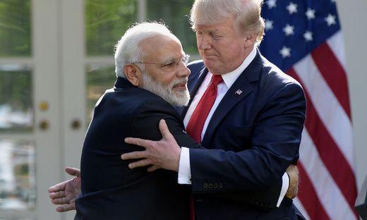 Handelsstreit mit den USA: Auch Indien verhängt jetzt Vergeltungszölle