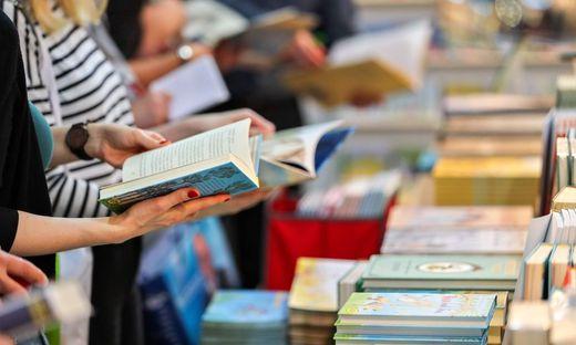 GERMANY-LITERATURE-LEIPZIG-BOOK-FAIR