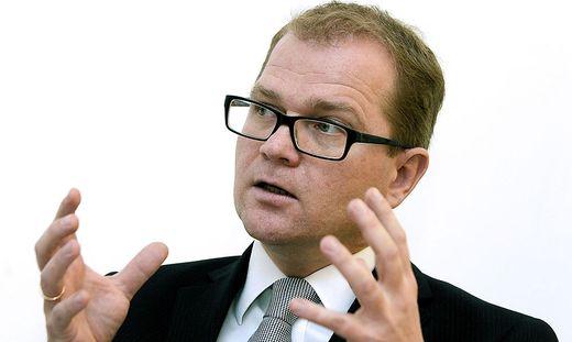 OeBFA-Geschäftsführer Markus Stix