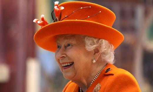 Die Queen kann jetzt Instagram