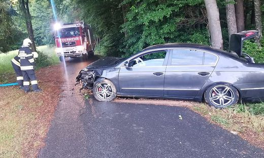 Unfall in St. Peter/ Ottersbach