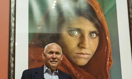 Afghanistan-Experte und Starfotograf Steve McCurry