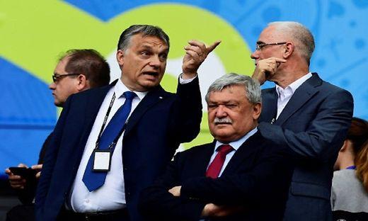 Orbans Klub Puskas Akademia Felcsut spielt nächste Saison interantional