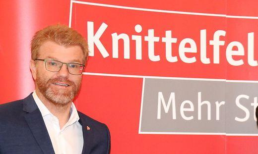 Harald Bergmann fährt zu Rendi-Wagner nach Wien und hat sie nach Knittelfeld eingeladen