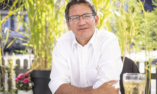 Landwirtschaftskammerpräsident Huber stellt sich im November der Wahl