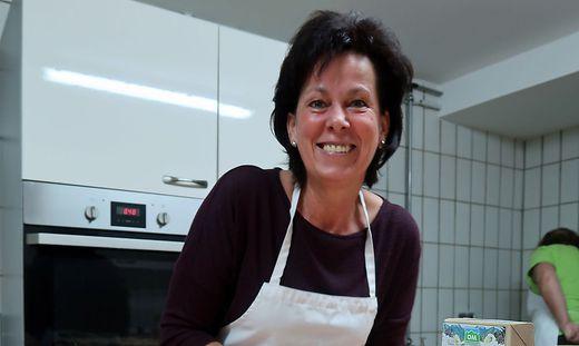 Michaela Schmidhofer greift auch heuer zum Mehl