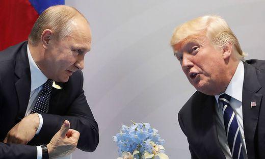 Putin und Trump bald in Wien?
