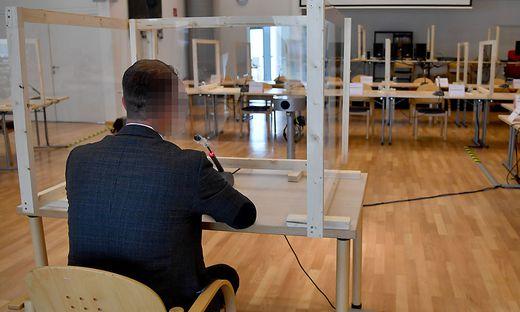 SALZBURG: LANDESGERICHT-MEDIENTERMIN VOR PROZESS IM KOLPINGHAUS
