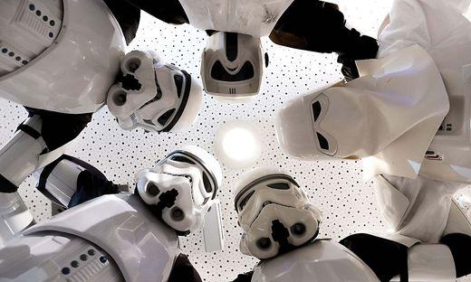 Star-Wars-Fans können sich freuen - bis 2026 sind drei Filme geplant