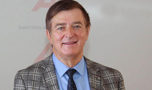 Kärntens AK-Präsident Günther Goach