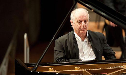 Weltweit gefeiert: Der Pianist und Dirigent Daniel Barenboim