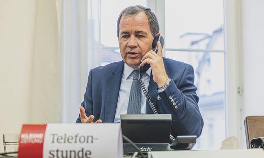 Gernot Murko, Präsident der Kärntner Rechtsanwaltskammer