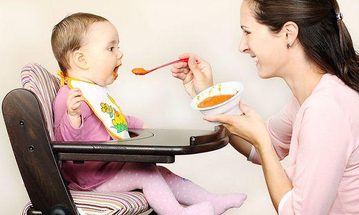 Wie Sie Kinder dazu bringen, gesund zu essen