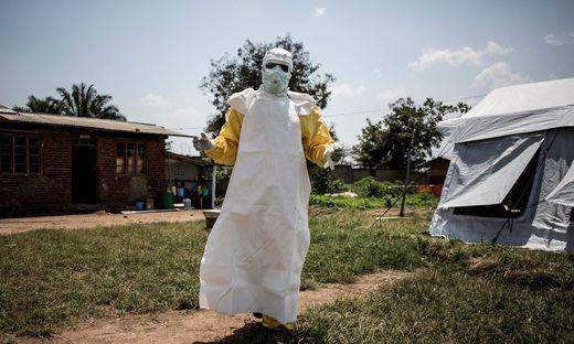 Tödlicher Krankheitserreger: Bereits 100 vom Labor bestätigte Ebola-Tote im Ost-Kongo