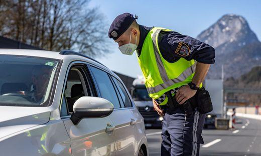 Die Polizei in Kärnten hat für die laufende Karwoche und das Osterwochenende verstärkte Corona-Kontrollen angekündigt.