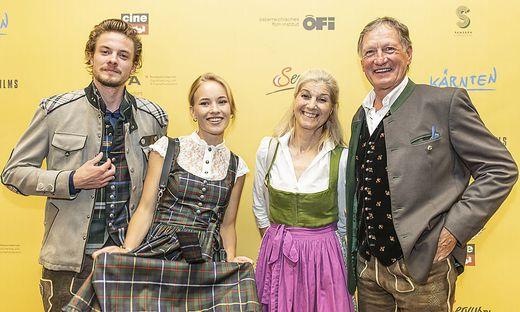Praesentation Franz Klammer Film Bad Kleinkirchheim Juli 2021