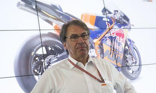 KTM-Lenker Stefan Pierer