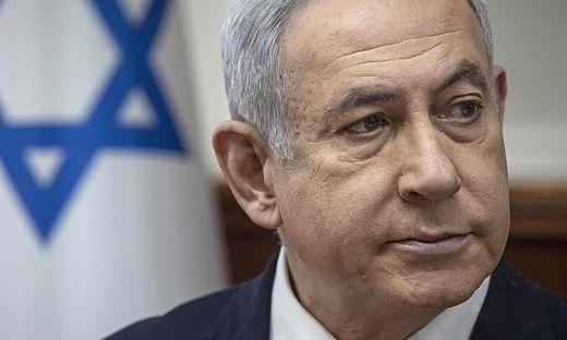 Israels Regierungschef Benjamin Netanyahu