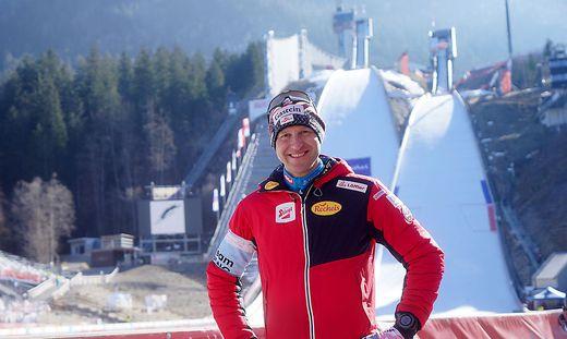 NORDISCHE SKI-WM 2021 IN OBERSTDORF: NORDISCHE KOMBINATION DER HERREN TEAM-BEWERB