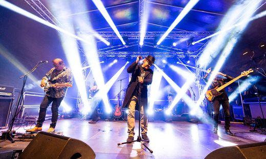 Ein letztes Mal stand Opus am Freitag in Gratwein-Straßengel auf der Bühne