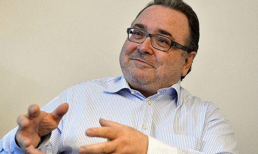 Aussichtsreicher Kandidat für die evangelische Bischofswahl: Michael Chalupka