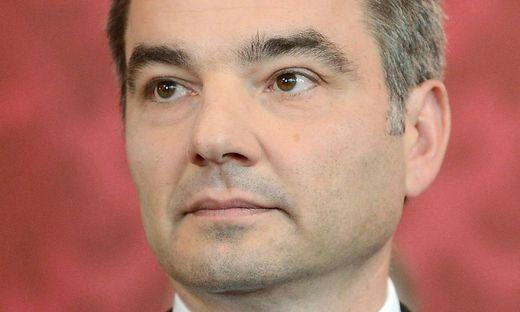 Innenminister Wolfgang Peschorn: Strenger Blick auf die Rechtsgrundlagen