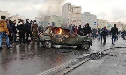 IRAN-POLITICS-PETROL-DEMO