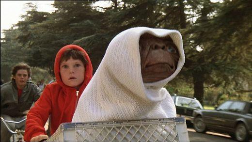 E.T. - Der Auszerirdische